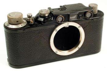 Leica - O Modelo de 1932