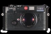 1984 - Com o Leica M6, pela primeira vez, o corpo M clássico agora também integra a medição da exposição através da lente, bem como um ecrã do visor LED. A câmera anuncia um renascimento do sistema rangefinder Leica no mercado de foto, que é dominado por câmeras reflex de lente única.