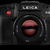 1996 - A câmera reflex de lente única controlada por microprocessador, desenvolvido na fábrica Leica em Solms, apresenta três métodos de medição da exposição: seletiva, integral e multi-campo de medição. Em 2004, com a DMR acoplável (Módulo Digital R) de volta digital, o analógico Leica R8 ea Leica R9 poderia ser transformado em câmeras digitais single-lens reflex se o desejar. Nenhum outro fabricante de 35mm single-lens reflex é capaz de oferecer um sistema de tal híbrido.