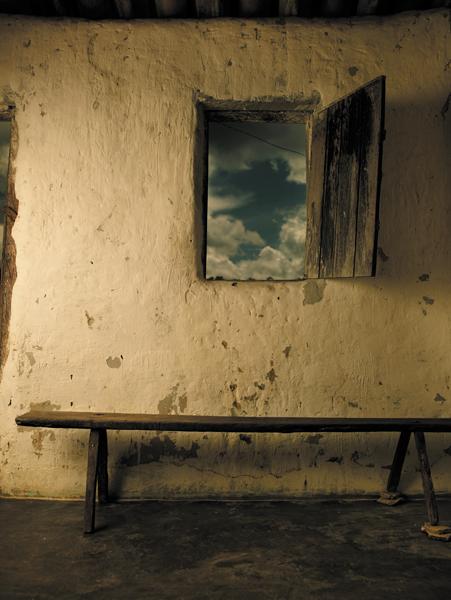 """Fotografia de Marco Mendes faz parte da série """"Sol no Céu da Nossa Casa"""" (2007-2008)"""