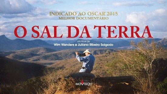 """""""O Sal da Terra"""", um retrato do fotógrafo brasileiro Sebastião Salgado"""