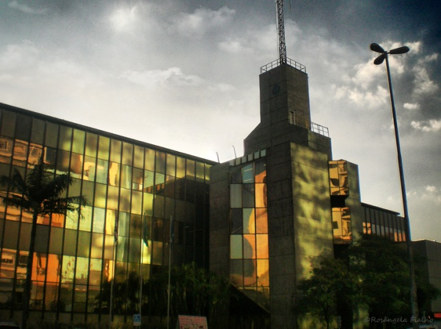 Rua Vergueiro - Centro de Controle Operacional do Metrô, São Paulo - SP