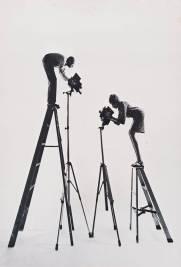 'Season's Greetings', Philippe Halsman, 1967. Museum no. E.2445-2016. © Halsman Archive/ Magnum