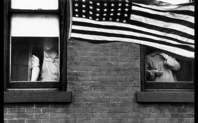 Foto: Robert Frank/The Americans/Reprodução/Site do Instituto Moreira Salles
