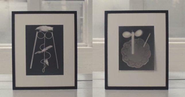 Man Ray (1890-1976), Rayograph, 1923. Propriedade MoMa.